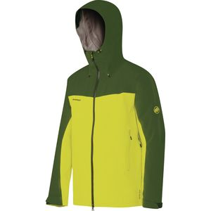 Mammut Crater HS Hooded Jacket - Men's
