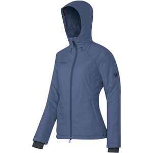 Mammut Runje IN Hooded Jacket - Women's Best Reviews
