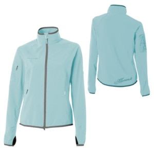 photo: Mammut Areana Jacket soft shell jacket