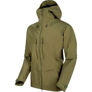 MammutTeton HS Hooded Jacket - Men's