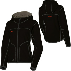Mammut Hooded Fleece Jacket - Womens
