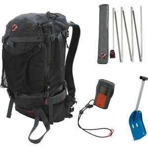 photo: Mammut Respect Avalanche Package avalanche beacon