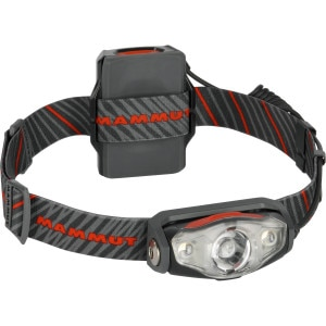 Mammut X-Shot Headlamp - 200 Lumens