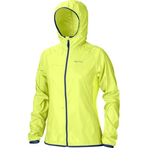 Marmot Trail Wind Hooded Jacket - Women's