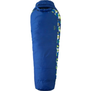 Marmot Trestles 30 Sleeping Bag: 30 Degree Synthetic - Kids'