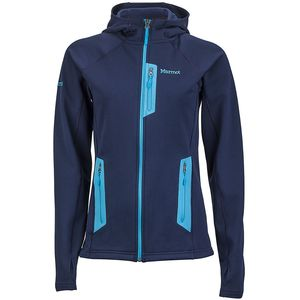 Marmot Stretch Fleece Hooded Jacket - Women's