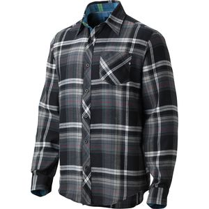 Marmot Anderson Flannel Shirt - Long-Sleeve - Men's