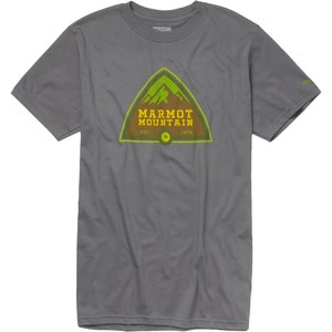 Marmot Tioga Pass T-Shirt - Short-Sleeve - Men's
