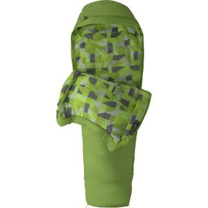 Marmot Banzai Trestles 35 Sleeping Bag: 35 Degree Synthetic - Kids'