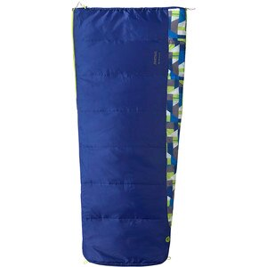 Marmot Mavericks 40 Semi Rec Sleeping Bag: 40 Degree Synthetic - Kids'