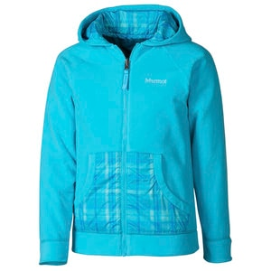 Marmot Shortcut Reversible Fleece Jacket - Girls'