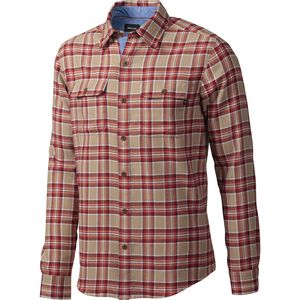 Marmot Jasper Flannel Shirt - Long-Sleeve - Men's