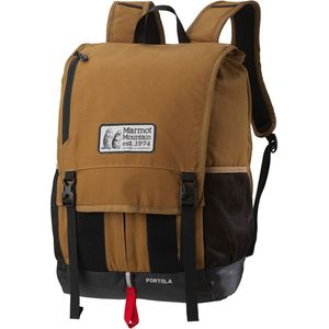 Marmot Portola Canvas Backpack - 1770cu in