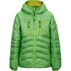 Marmot Hangtime Down Hooded Jacket - Boys'
