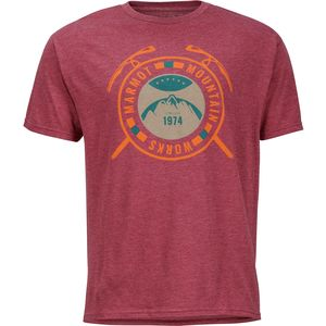 Marmot Top Rock T-Shirt - Short-Sleeve - Men's
