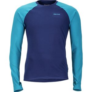 Marmot Kestrel Long-Sleeve Crew Top - Men's