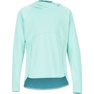 MarmotSunrift Hooded Top - Girls'