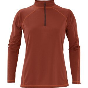 Marmot Lightweight Zip-Neck Shirt - Long Sleeve - Womens