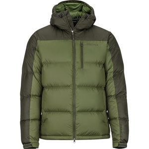 MarmotGuides Down Hooded Jacket - Men's