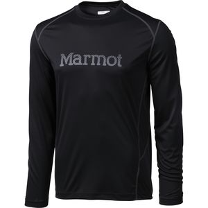 Marmot Windridge with Graphic Top - Long-Sleeve - Men's