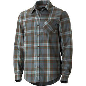 Marmot men 39 s flannel shirts and jackets for Marmot anderson flannel shirt men s