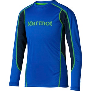 Marmot Windridge with Graphic Top - Long-Sleeve- Boys'