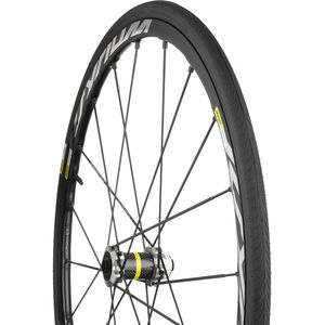 Mavic Ksyrium Pro Disc Wheelset - Clincher