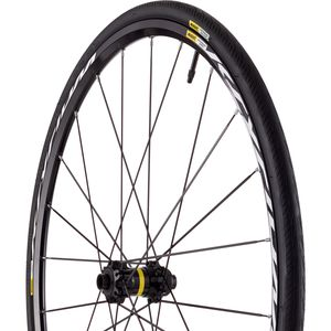Mavic Ksyrium Disc Wheelset - Clincher