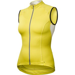 Mavic Ksyrium Elite SL Jersey - Sleeveless - Women's