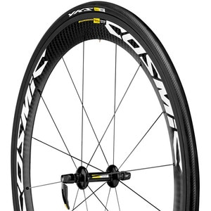 Mavic Cosmic Carbone SLE Carbon Road Wheelset - Clincher