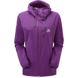 Mountain Equipment Squall Hooded Jacket - Women's