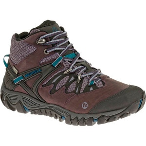 Merrell All Out Blaze Mid Waterproof Hiking Boot - Women's