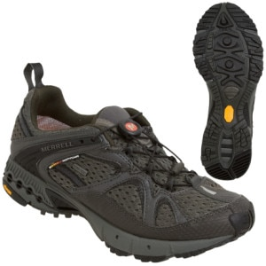 photo: Merrell Overdrive Gore-Tex XCR trail running shoe