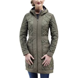 Merrell Lahti Long MicroQuilt Insulated Jacket - Women's