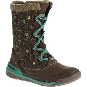 Merrell Silversun Lace Waterproof Boot - Women's