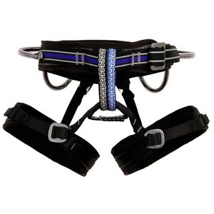 Metolius Safe Tech Deluxe Harness Improved- Women's