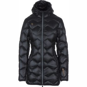Mountain Force Hooded Down Jacket - Women's