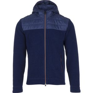 Mountain Force Savoiy Hooded Fleece Jacket - Men's