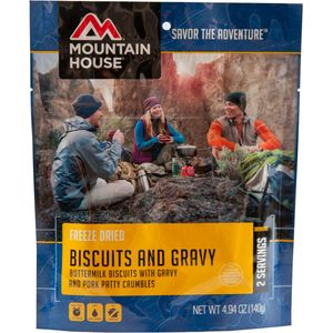Mountain House Biscuits & Gravy