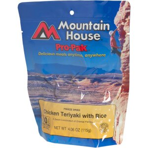 Mountain House Chicken Teriyaki - 2 Serving Entree