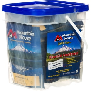 Mountain House  Just In Case... Essential Bucket