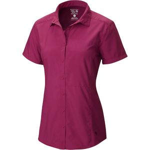Mountain Hardwear Canyon Shirt - Short-Sleeve - Women's