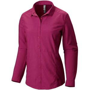 Mountain Hardwear Canyon Shirt  - Long-Sleeve - Women's