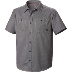 Mountain Hardwear Huxley Solid Shirt - Short-Sleeve - Men's