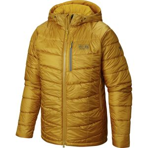 Mountain Hardwear Super Compressor Hooded Insulated Jacket - Men's