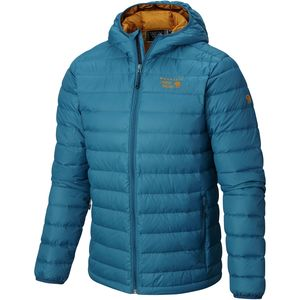Mountain Hardwear Micro Ratio Hooded Down Jacket - Men's