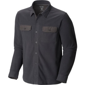 Mountain Hardwear Microchill Shacket - Men's