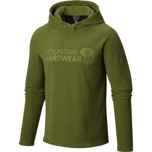 Mountain Hardwear Microchill Fleece Hooded Pullover - Men's
