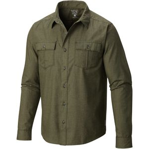 Mountain Hardwear Frequentor Flannel Shirt - Long-Sleeve - Men's