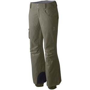 Mountain Hardwear Snowburst Insulated Cargo Pant - Women's